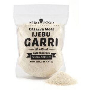 Nutritional Value of Garri: Health Benefits and Side Effects