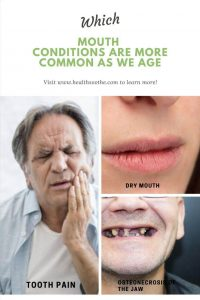 Which Mouth Conditions Are More Common As We Age