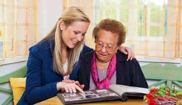 Behavior Changes In Alzheimer's Patients