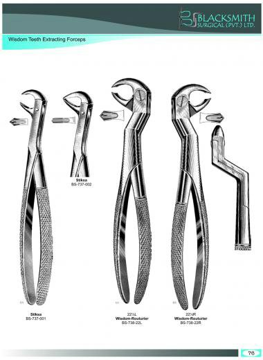 dental instruments and their uses 16