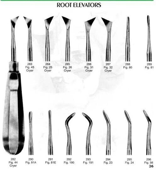 dental instruments and their uses 1