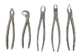 Instruments Used for Dental Extraction