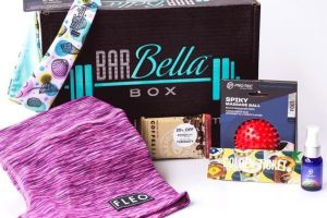 Enter: the fitness subscription box.