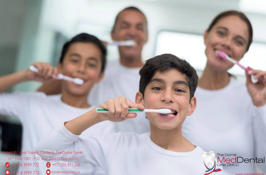 Begin From Childhood: Tend To Your Teeth And Gums