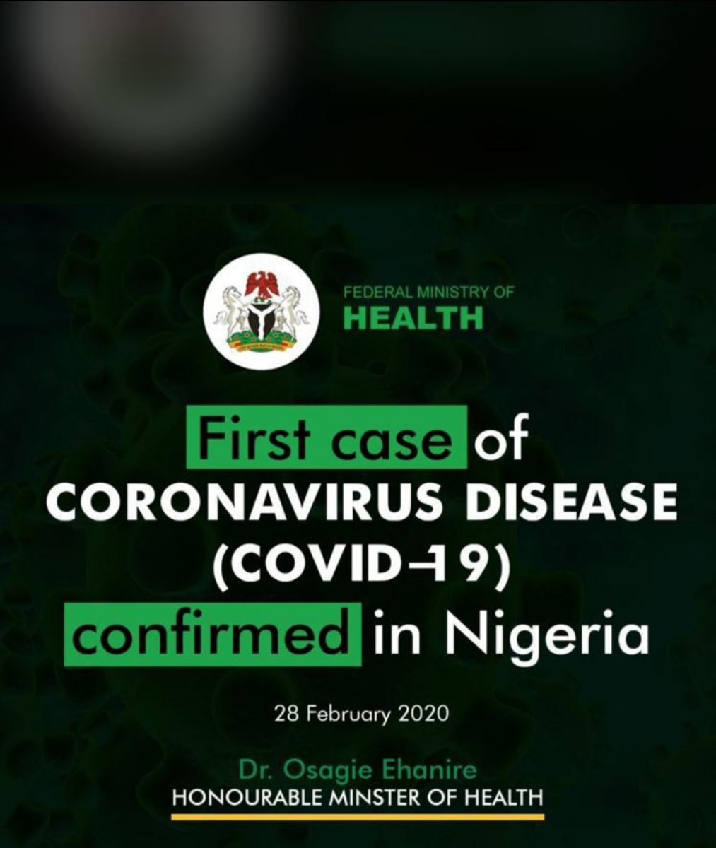 Coronavirus: How to Stay Safe From Coronavirus in Nigeria 5