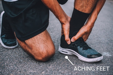 SOOTHE YOUR ACHING FEET