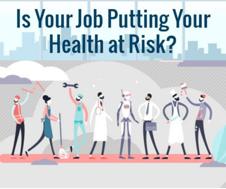 Sinais de que seu trabalho está prejudicando sua saúde 1