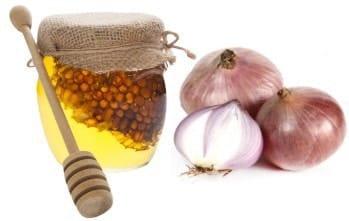 benefits of onion juice with honey