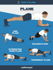 How to Plank longer