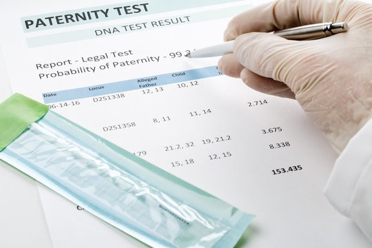 When in doubt: Paternity tests can clear your mind