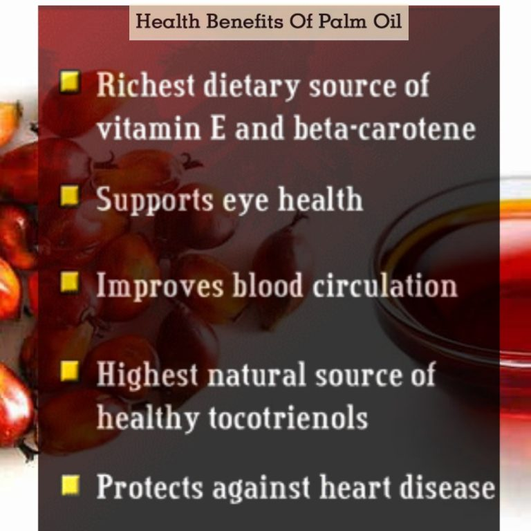 15 Health Benefits of Red Oil