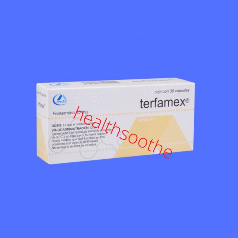 Terfamex Review: What it's used for and How it Works.