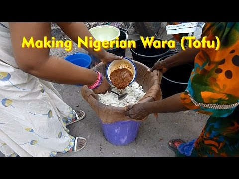 Nutritional benefits of Wara and Cow milk