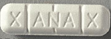 G3722 White Xanax