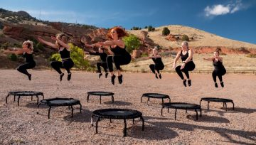 How Mini Trampoline Exercises Can Help Nurture Your Body