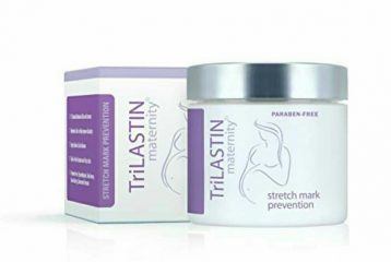 Trilastin stretch mark cream for prevention
