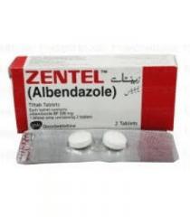 Zentel (deworming drugs in Nigeria)