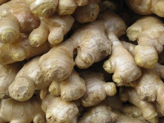 Ginger - Yoruba herb for PID