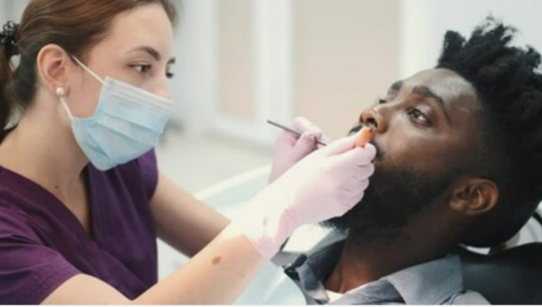 Take your dental health care seriously to avoid the risk of tooth loss.
