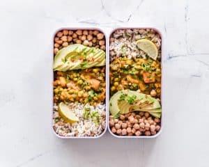 Assortment - nigerian food rich in iron