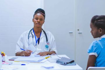 Nurse from a Private School of Nursing in Lagos