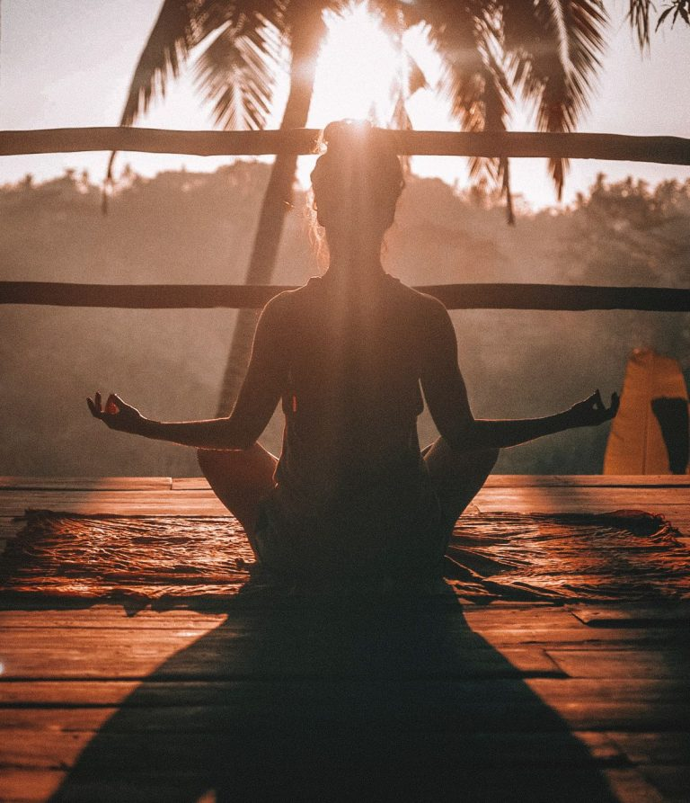 Three Things Yoga Is Good For