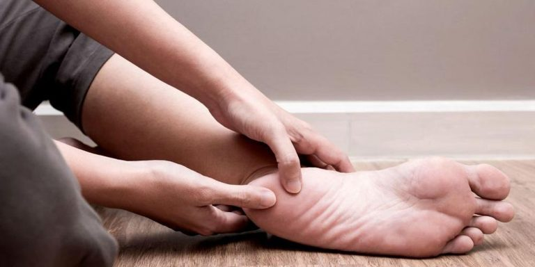 Foot pain relief: 7 ways to eliminate soreness in feet